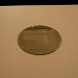 Dry Hire Items - Mirror 30cm round $8.50 to hire