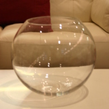 Dry Hire Items - Fishbowls Large, Small and Mini