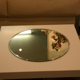 Dry Hire Items - Mirror Round 40cm $10 to hire