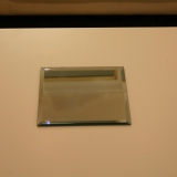 Dry Hire Items - Mirror 30cm Square $8.50 to hire